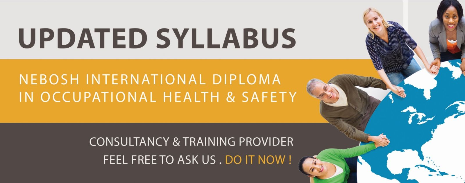 Updated Syllabus Of NEBOSH International Diploma In Occupational Health Safety